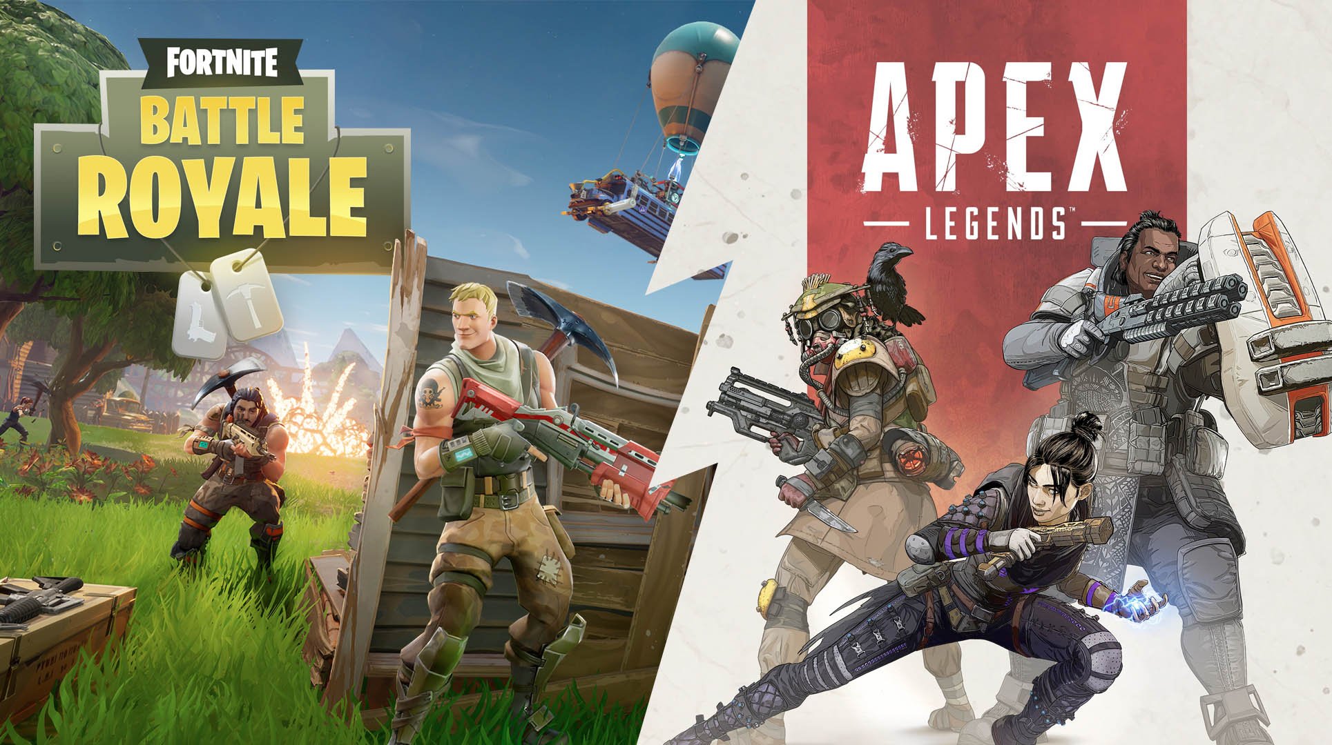 apex legends-vs-fortnite cover picture