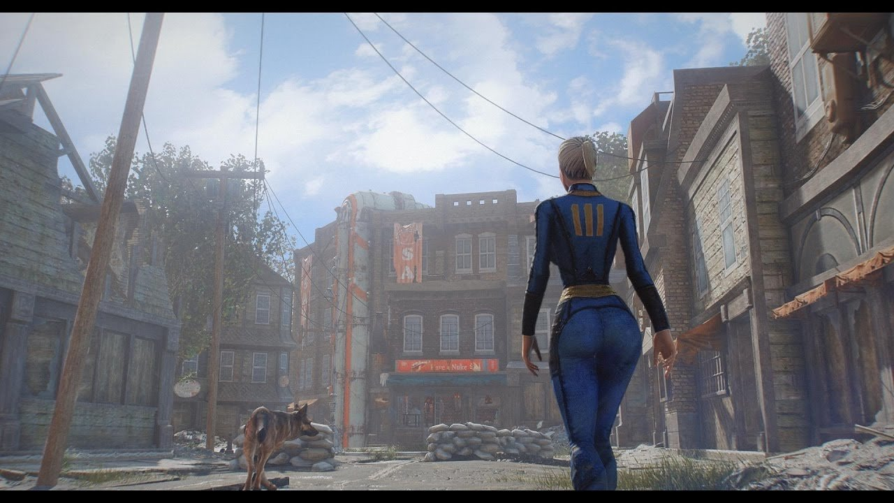 fallout 4 on mobile cover picture