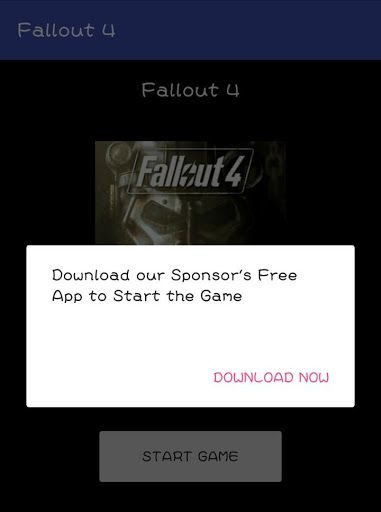 fallout 4 fake app download