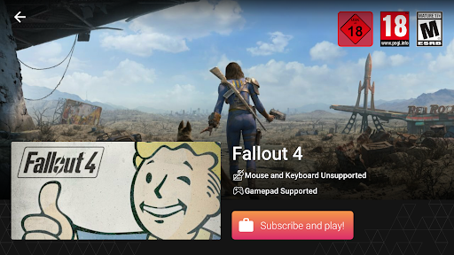 fallout 4 on android mobile